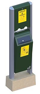 BINsystem, Duurzame oplossingen voor afval, ongedierte en hondenpoep